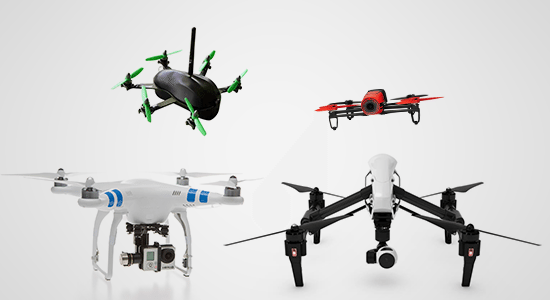 Section 333 approved Drones