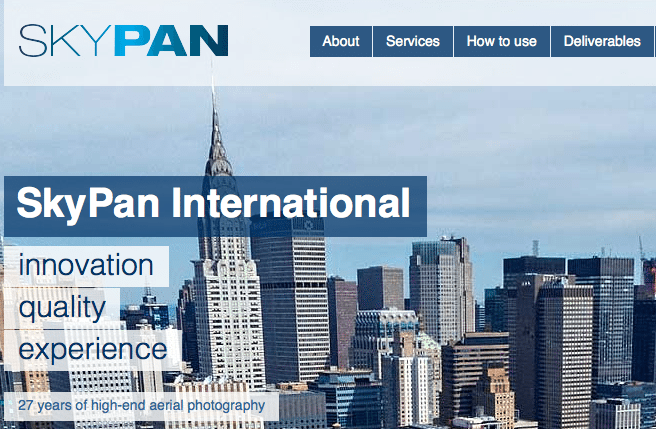 SkyPan International