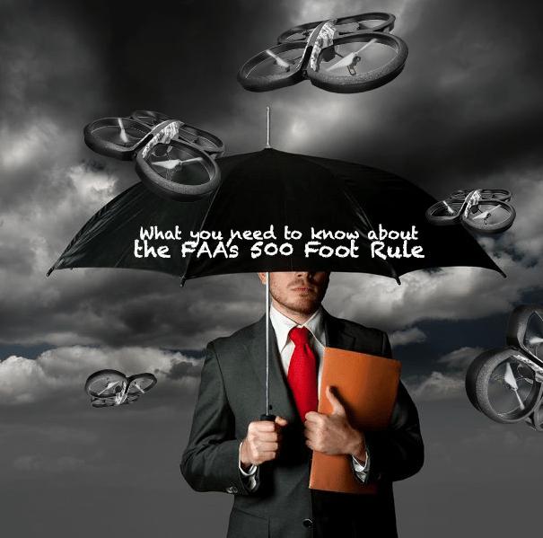 FAA 500 Foot Rule
