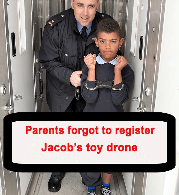 Recreational Drone Registration