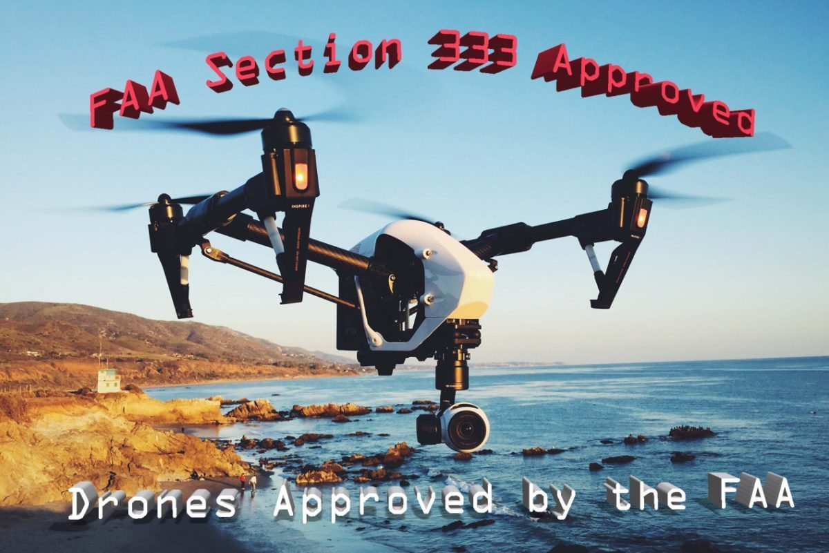 FAA Approved Drones