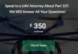 Part 107 FAA UAV Drone